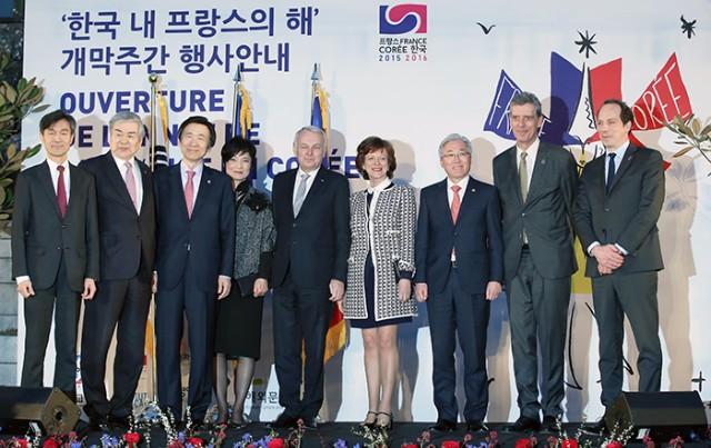 1日的韩国总统朴槿惠